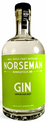 Norseman Vapor Infused Gin