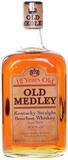 Old Medley 12 Year Old Bourbon