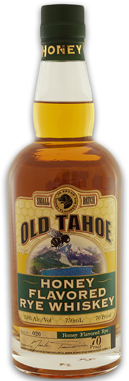 Old Tahoe Honey Flavored Rye Whiskey- Buy Old Tahoe Whiskey
