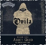 Sierra Nevada Ovila Abbey Quad Ale with Plums 25oz