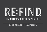 Paso Robles Craft Distilling- Re:find Distillery