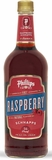 Phillips Raspberry Schnapps 1L