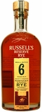Russell's Reserve 6 Year Old Rye Whiskey