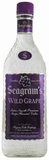 Seagram's Wild Grape Flavored Vodka