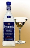 Seagram's Vodka (80 Proof) 1L