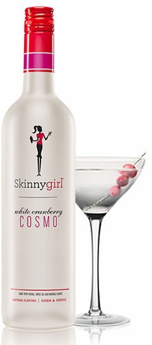 Skinnygirl White Cranberry Cosmo Cocktail 1.75L