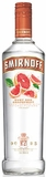 Smirnoff Ruby Red Grapefruit Flavored Vodka 1L