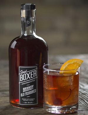 Soul Boxer Old Fashioned