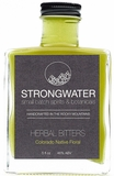 Strongwater Colorado Native Floral Herbal Bitters