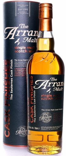 The Arran Malt Sauternes Cask Single Malt Scotch