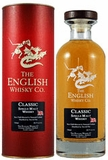 The English Whiskey Co. Classic Unpeated Cask Strength English Whiskey