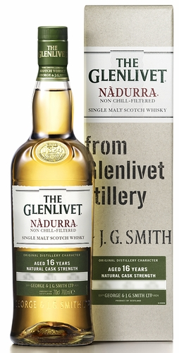 The Glenlivet 16 Year Nadurra Single Malt Scotch