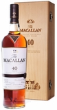 The Macallan Sherry Cask 40 Year Old Single Malt Scotch