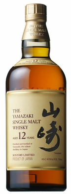 The Yamazaki 12 Year Old Japanese Whisky- LIMIT ONE