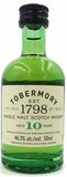 Tobermory 10 Year Single Malt Scotch 50ML