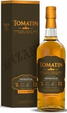 Tomatin Cuatro Series 12 Year Old Manzanilla Sherry Finished Single Malt Scotch