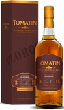 Tomatin Cuatro Series 12 Year Old Oloroso Sherry Finished Single Malt Scotch