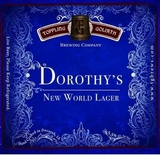 Toppling Goliath Dorothy's New World Lager 16oz 4pk