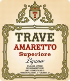 Trave Amaretto Superiore Liqueur 1L