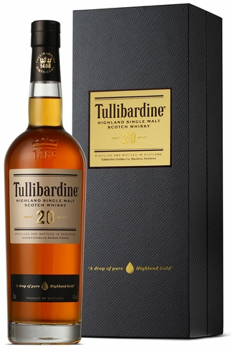 Tullibardine 20 Year Old Single Malt Scotch