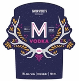Twin Spirits M Vodka