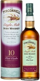 Tyrconnell 10 Year Port Cask Finish Irish Whiskey