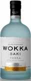 Wokka Saki Vodka with Sake