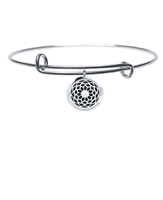 Aromatherapy Essential Oil Diffuser Adjustable Bangle