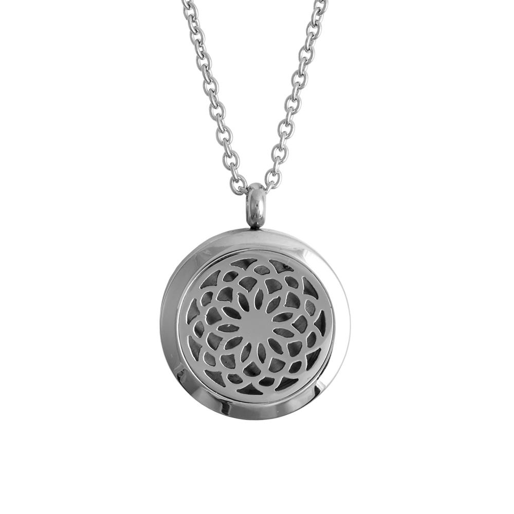 aromatherapy essential diffuser necklace