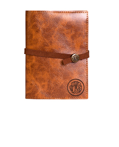 Personalized  Monogram  Journal
