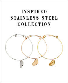 Inspired Stainless Steel Collection