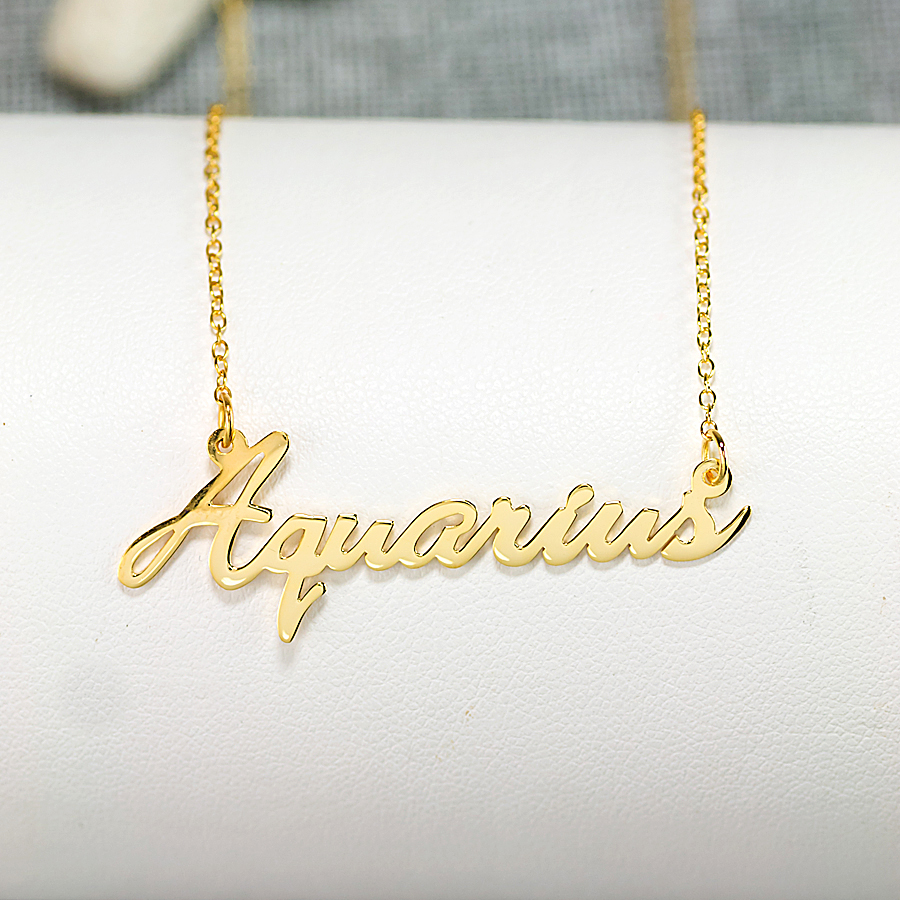 namenecklace s name necklace cupid gold pin chains davina love