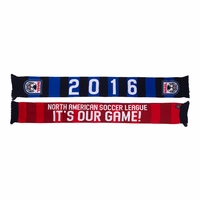NASL 2016 League Scarf