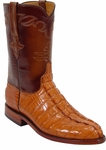 Lucchese Classics Mens EXOTIC LEATHER ROPER Boots - 35 Styles