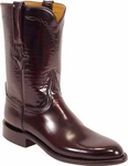 Lucchese Classics Mens SMOOTH LEATHER ROPER Boots - 38 Styles