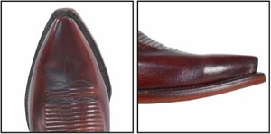 Lucchese Classics Toe Style 5