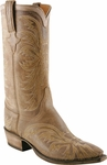 Mens CALF Leather Lucchese Classics Custom Hand-Made Boots - 55 Styles