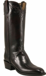 Mens Lucchese Classics Black Cherry Calf Custom Hand-Made Cowboy Boots L1642