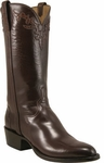Mens Lucchese Classics Chocolate Calf Custom Hand-Made Cowboy Boots L1641