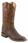 Mens Lucchese Classics Elephant Bark Custom Hand-Made Leather Boots L1426