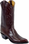 Mens Lucchese Classics Signature Cord Chocolate Glove Calf Leather Custom Hand-Made Boots L1549