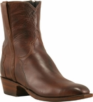Mens MATADOR SIDE ZIP Lucchese Classics Custom Hand-Made Boots - 16 Styles