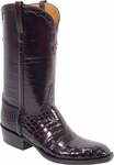 Mens NILE CROCODILE Lucchese Classics Custom Hand-Made Leather Boots - 14 Styles