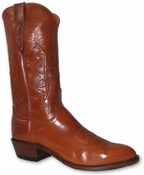 "Store Special Size 11.5 Lucchese 1883 Mens Exclusive Designs Cognac Jaiper Buff Calf N9067<Font color=""Red""> EE</Font>"