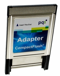 ATA PC Card Adaptor (Type II flash memory)