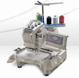 Baby Lock BMP8 Professional Six Needle Embroidery Machine.