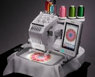 Baby Lock BND9 Endurance 6-Needle Embroidery Machine.