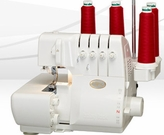 Baby Lock Eclipse dx BLE1DX2 Jet-Air Threading Serger.