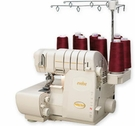 Baby Lock BLE8W Evolve Wave JET-AIR Threading Serger and Cover stitch.