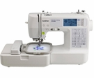 Brother LB-6800PRW Project Runway Limited Edition Sewing & Embroidery Machine